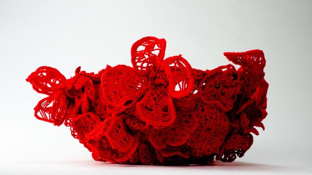 Artistiek haakwerk (Nathalie Doolaard)